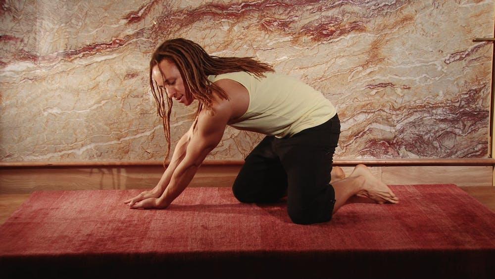 Armcake - Starting Stretch Position